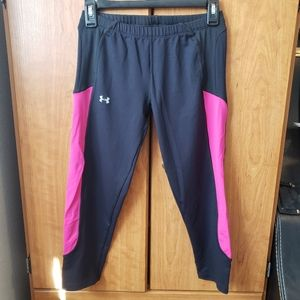 Under Armour | 3/4 Workout Leggings